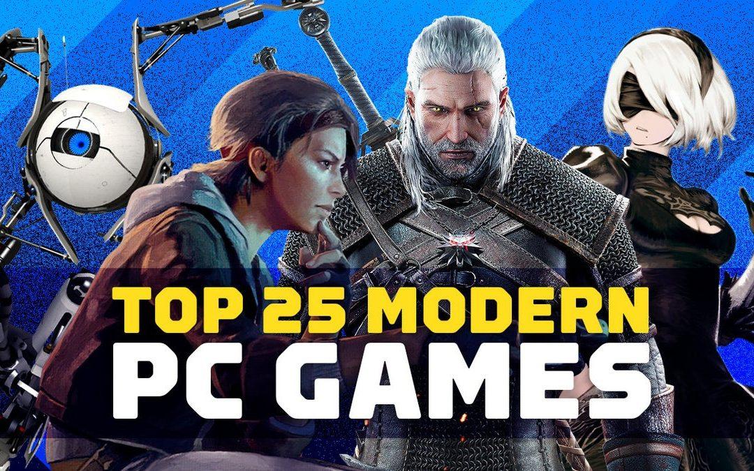 Top 25 Modern Games