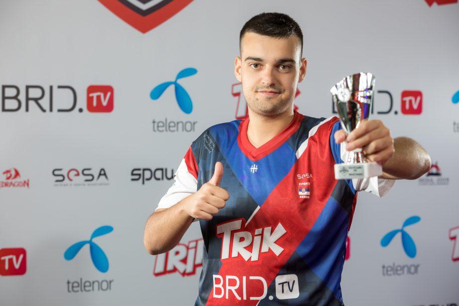 Kepa obezbedio prvo mesto za Srbiju u grupnoj fazi Lige Nacija